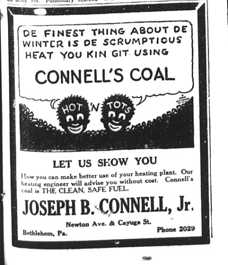 Connell's Coal